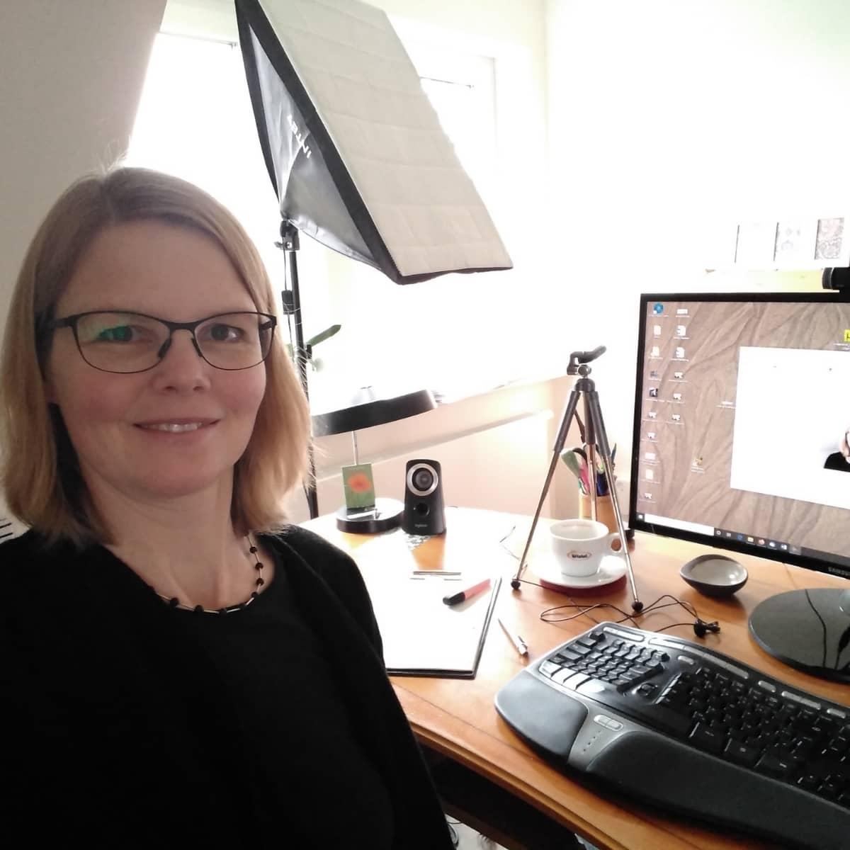 Online-Vortrag Verena Voges